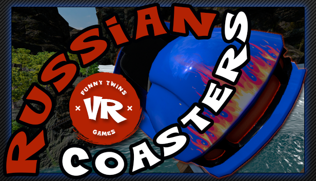 Russian VR Coasters