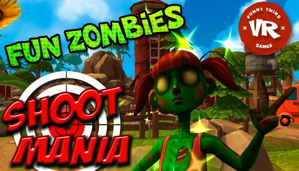 Shoot Mania VR: Fun Zombies